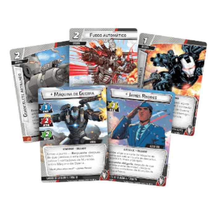 Marvel Champions: War Machine TABLERUM
