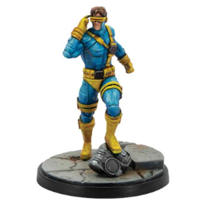 Marvel Crisis Protocol Storm & Cyclops EN TABLERUM