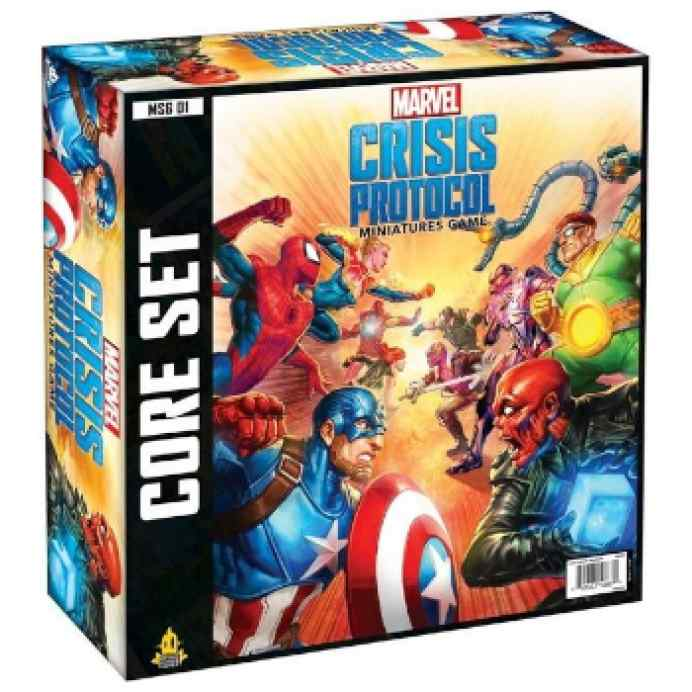 Marvel: Crisis Protocol Miniature Games TABLERUM