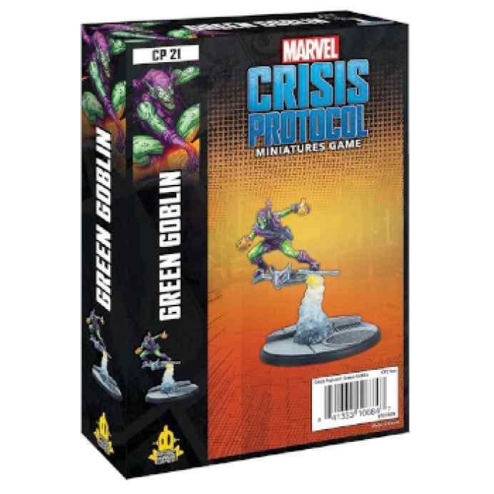 Marvel Crisis Protocol: Green Goblin EN TABLERUM