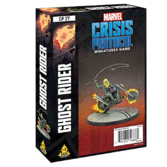 Marvel Crisis Protocol Ghost Rider TABLERUM