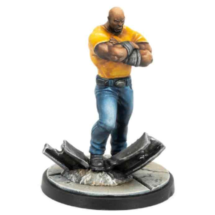 Marvel Crisis Protocol: Luke Cage & Iron Fist EN TABLERUM