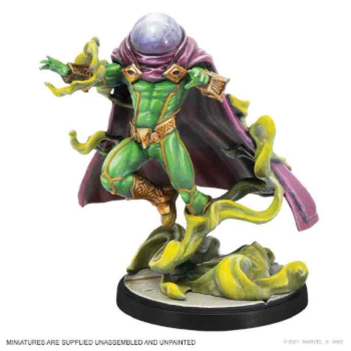 Marvel Crisis Protocol Carnage & Mysterio EN TABLERUM