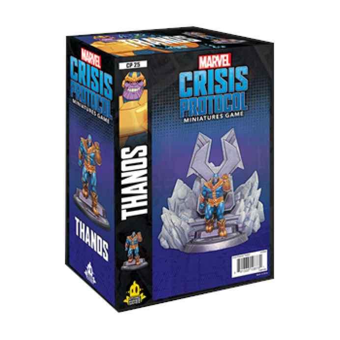 Marvel Crisis Protocol Cosmic Thanos EN TABLERUM