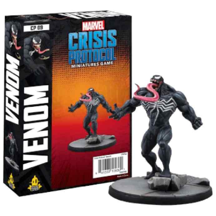 Marvel Crisis Protocol Venom Character EN TABLERUM