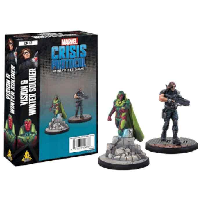 Crisis Protocol Vision & Winter Soldier EN TABLERUM