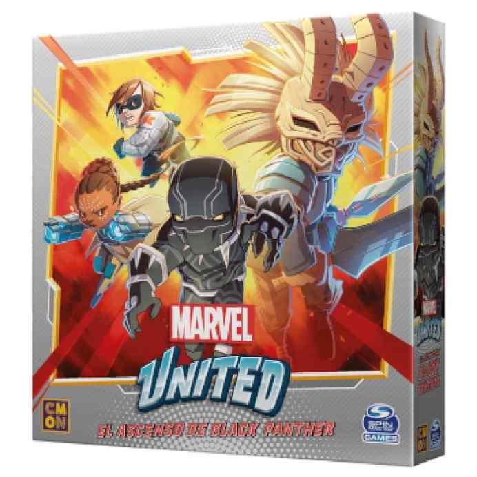 Marvel United: El Ascenso de Black Panther TABLERUM