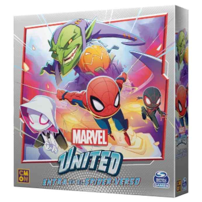 Marvel United: Entra en el Spider-Verso TABLERUM