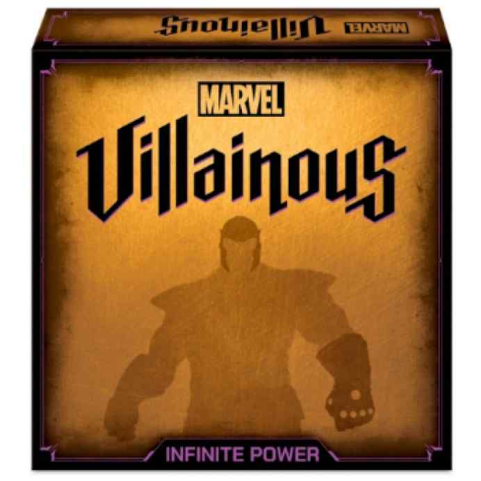 Marvel Villainous Infinite Power TABLERUM