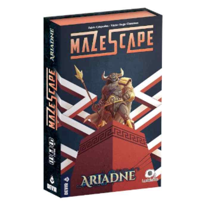 Mazescape: Ariadne TABLERUM