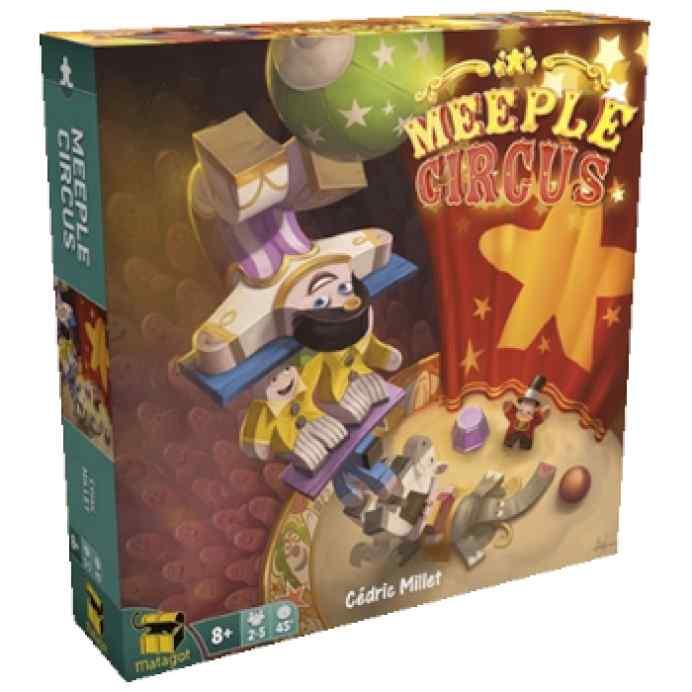 Meeple Circus TABLERUM