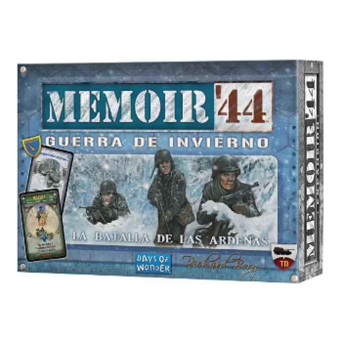 Memoir 44: Guerra de Invierno TABLERUM