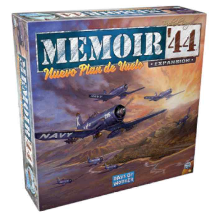 Memoir 44: Nuevo Plan de Vuelo TABLERUM
