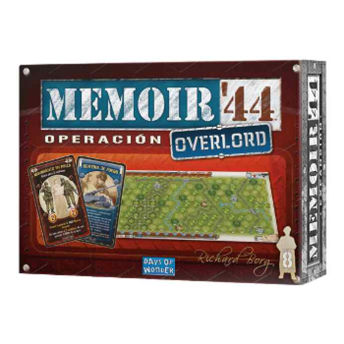 Memoir 44: Operación Overlord TABLERUM
