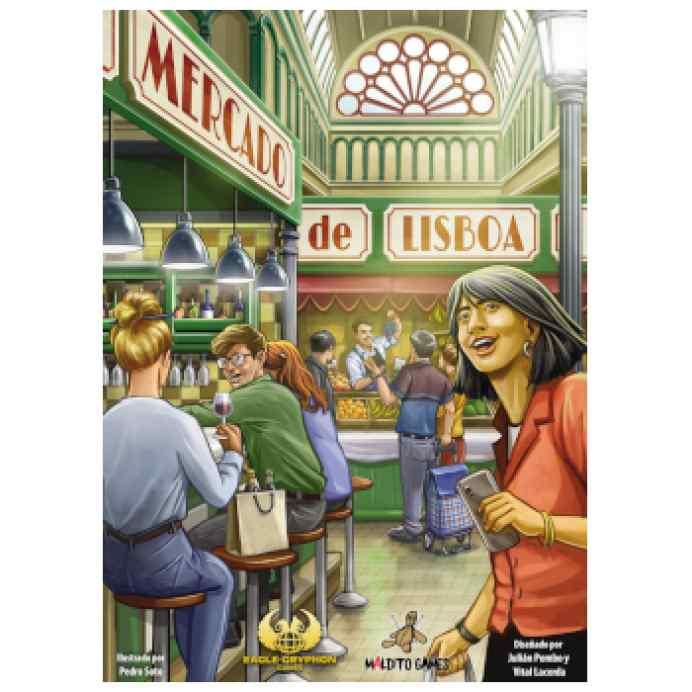 Mercados de Lisboa TABLERUM