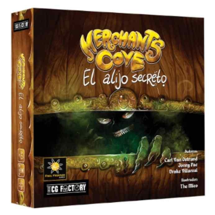 Merchants Cove: El Alijo Secreto TABLERUM