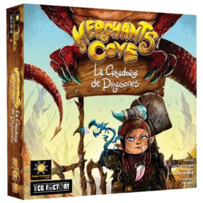 Merchants Cove: La Criadora de Dragones TABLERUM