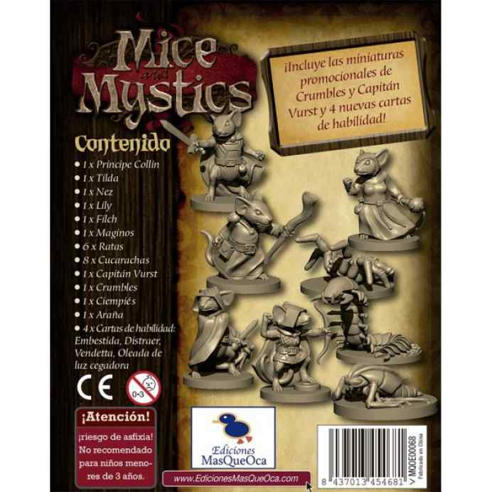 mice and mystic