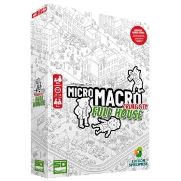 Micro Macro Full House TABLERUM