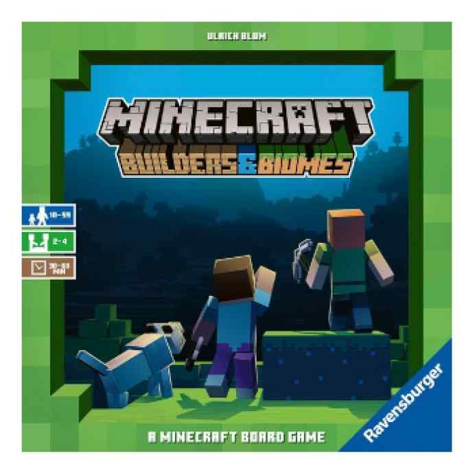 Minecraft: El Juego de Mesa TABLERUM