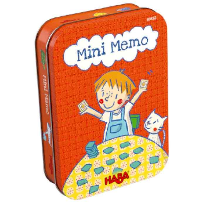Mini Memo TABLERUM