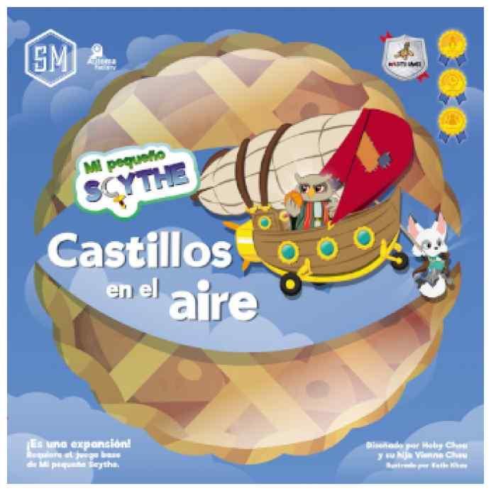 Mi Pequeño Scythe: Castillos en el Aire TABLERUM