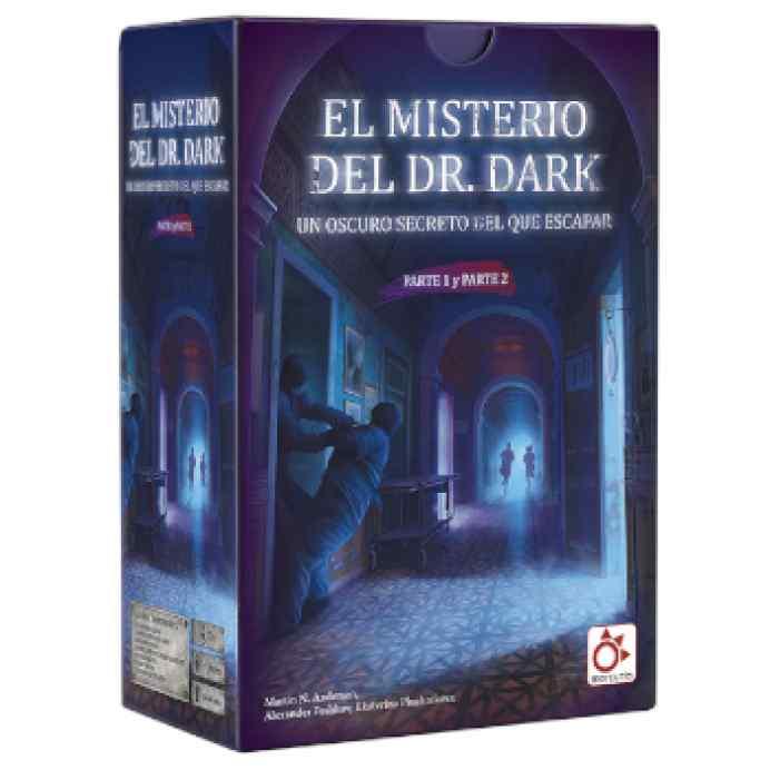 El Misterio del Dr. Dark TABLERUM