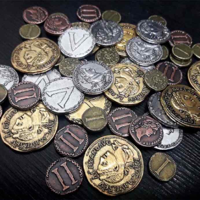Monedas Romanas (Concordia, Cyclades...) TABLERUM