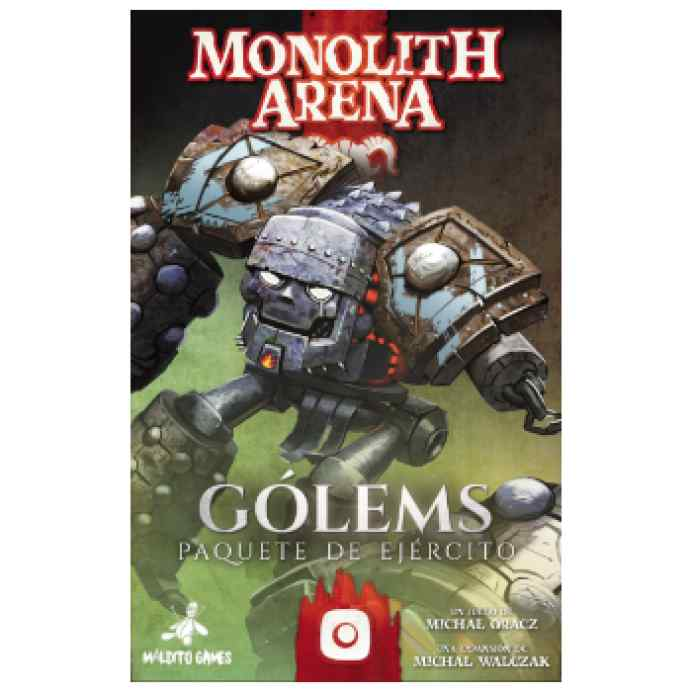 Monolith Arena: Golems TABLERUM