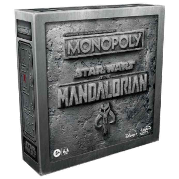 Monopoly Star Wars: Edición El Mandaloriano TABLERUM