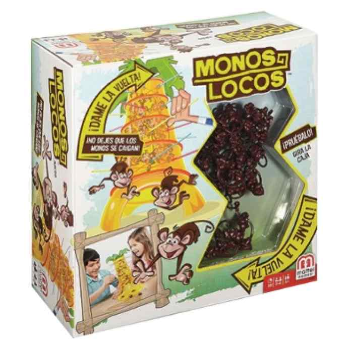 Monos Locos TABLERUM