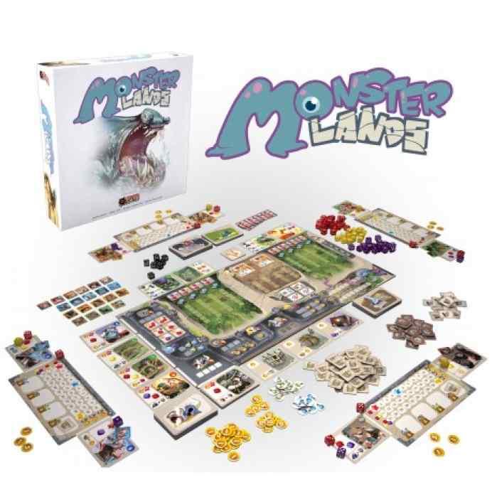 Monster Lands TABLERUM