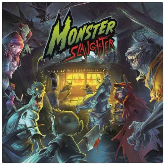 Monster Slaughter TABLERUM