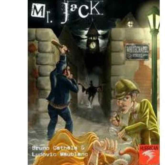 juego mr jack