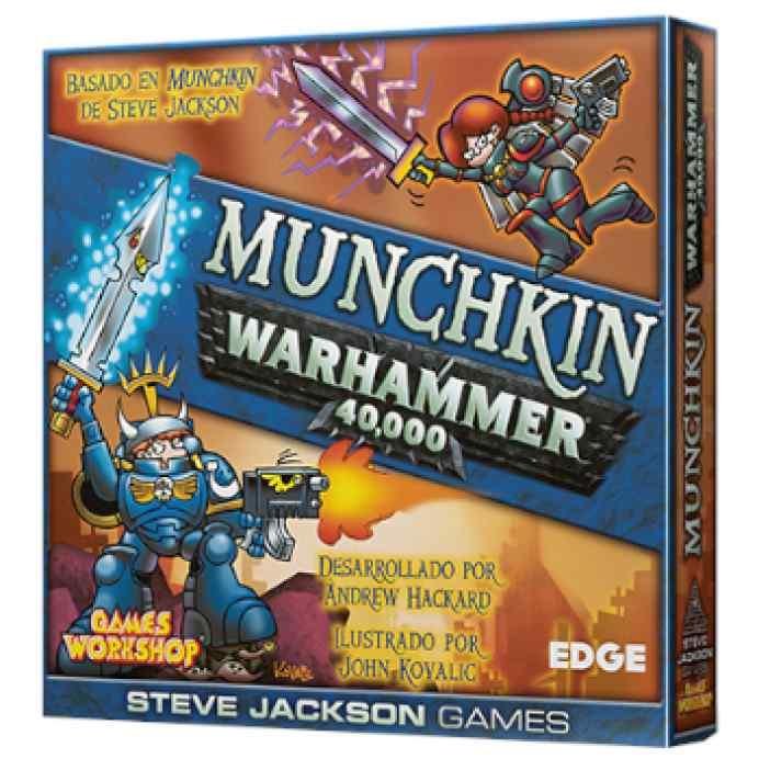 Munchkin Warhammer 40.000 TABLERUM