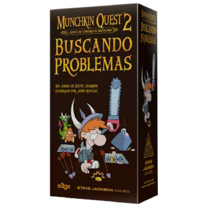 Munchkin Quest 2: Buscando Problemas TABLERUM