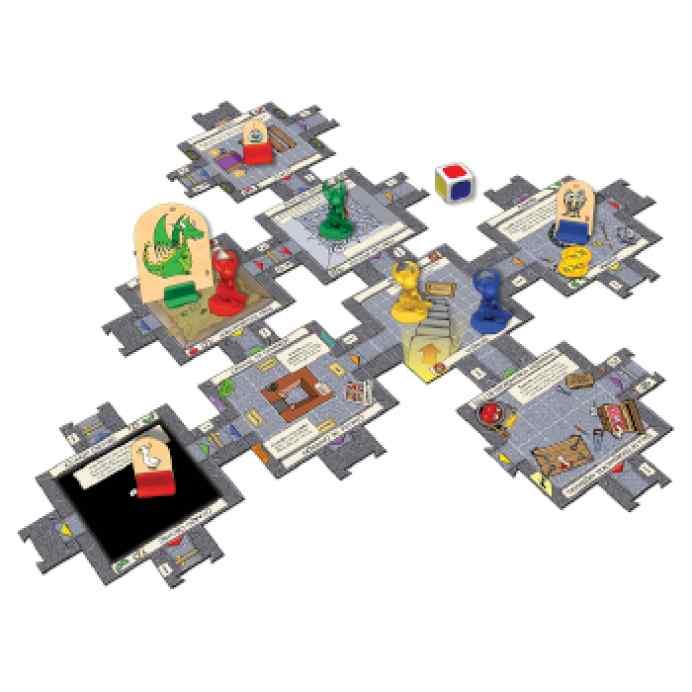 Munchkin Quest TABLERUM