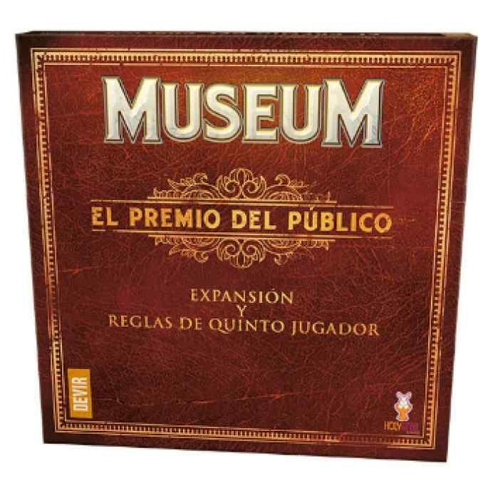 Museum: El Premio del Público TABLERUM