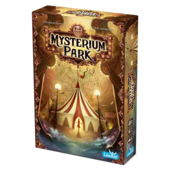 Mysterium Park + PROMO TABLERUM