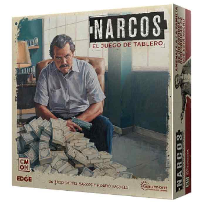 Narcos: El Juego de Tablero TABLERUM