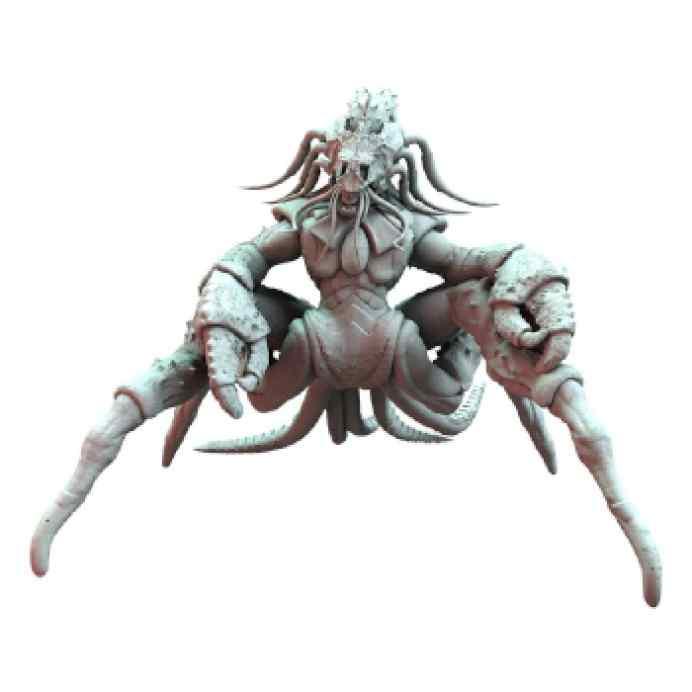 Némesis: Alien Kings TABLERUM