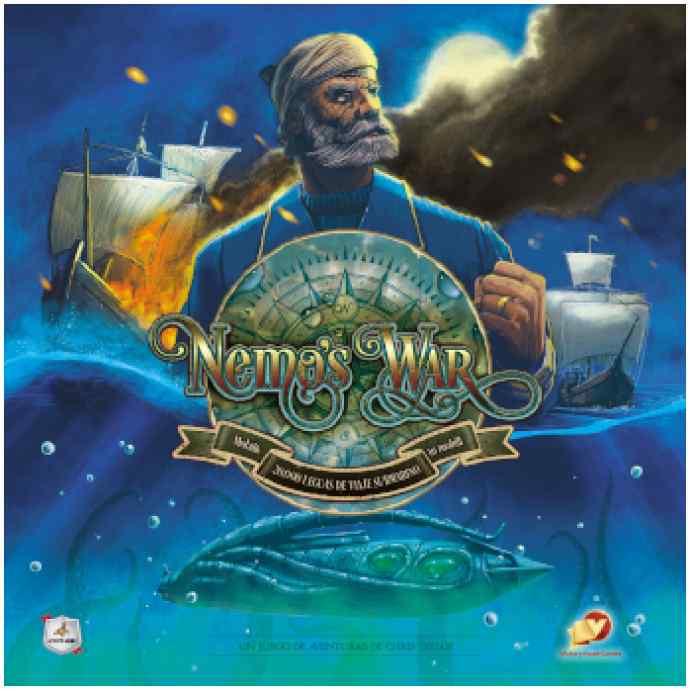 Nemo's War TABLERUM