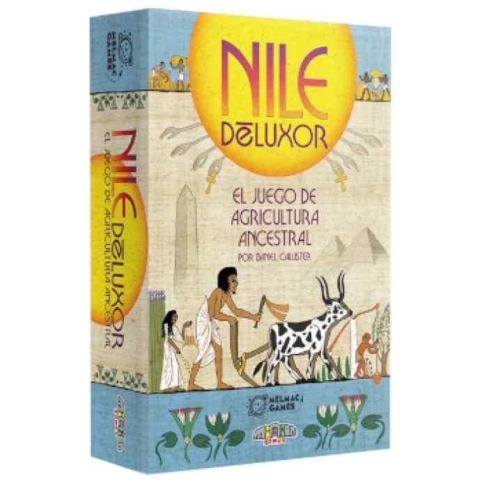 Nile Deluxor TABLERUM