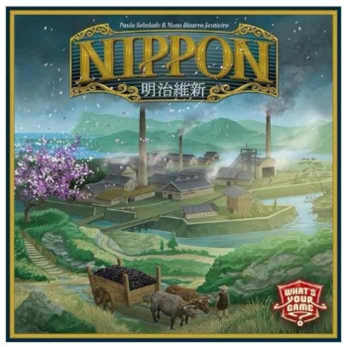 Nippon (INGLES/FRANCES) TABLERUM
