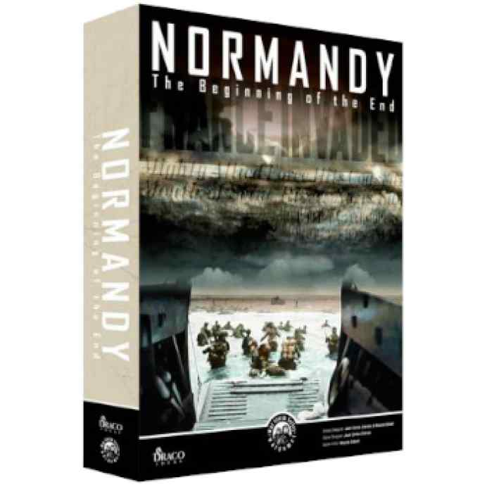 Normandy: The Beginning of the End (Ed. Kikstarter) TABLERUM