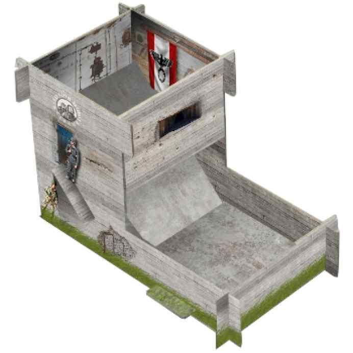 Torre de Dados Normandy TABLERUM