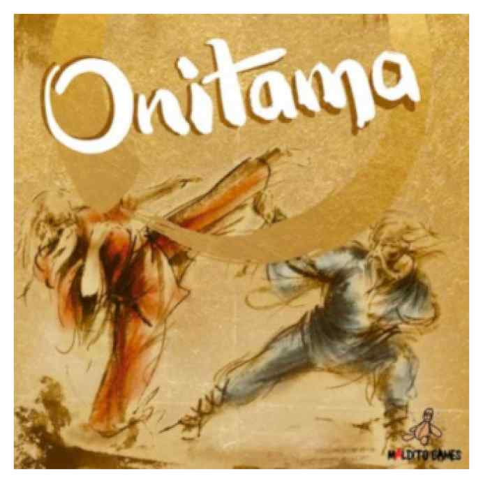 Onitama Maldito Games Español TABLERUM
