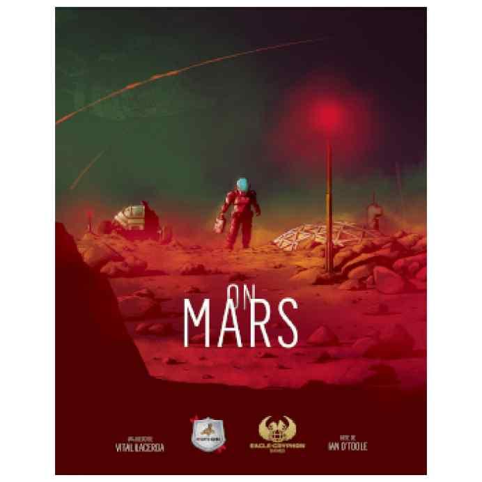 On Mars TABLERUM