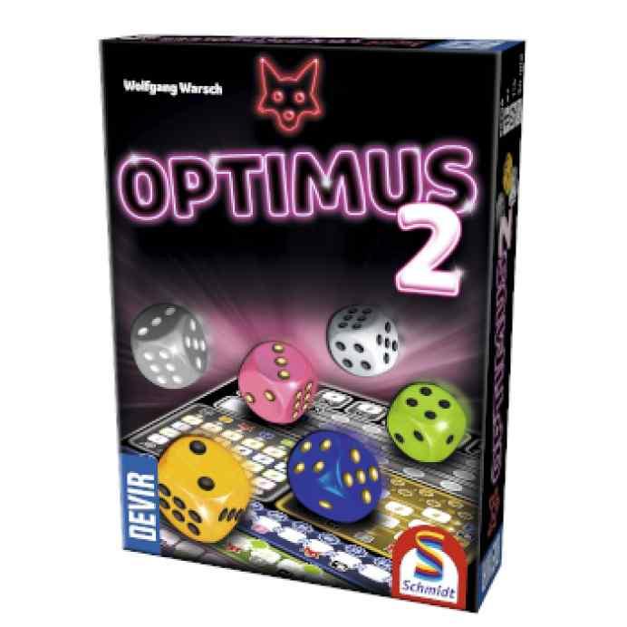 Optimus 2 TABLERUM