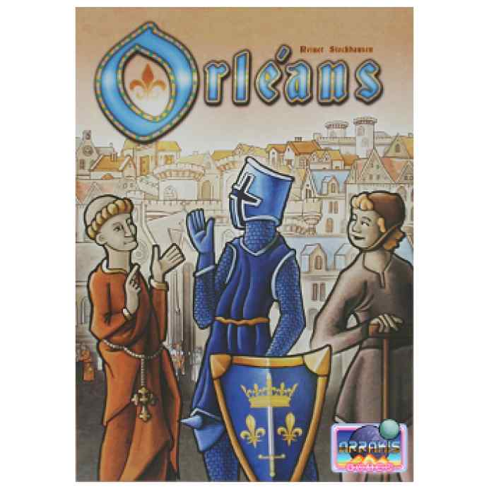 Orléans (Ed. 5 Jugadores) TABLERUM